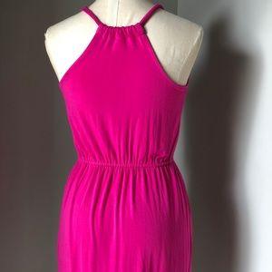 Old Navy Pink Halter Dress sz. S